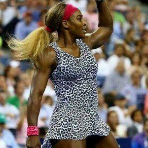 Nike M Dri-Fit 2014 Serena Williams US Open Dress